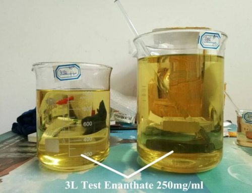 HomeBrew Oil Testosterone Enanthate